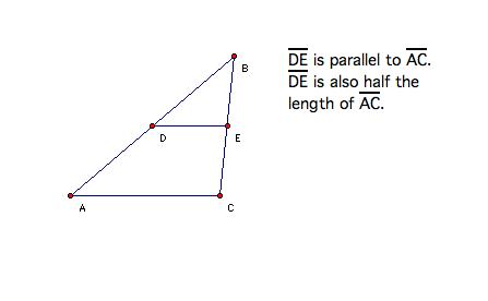 Midsegment Of A Triangle 5-1 midsegments of triangles