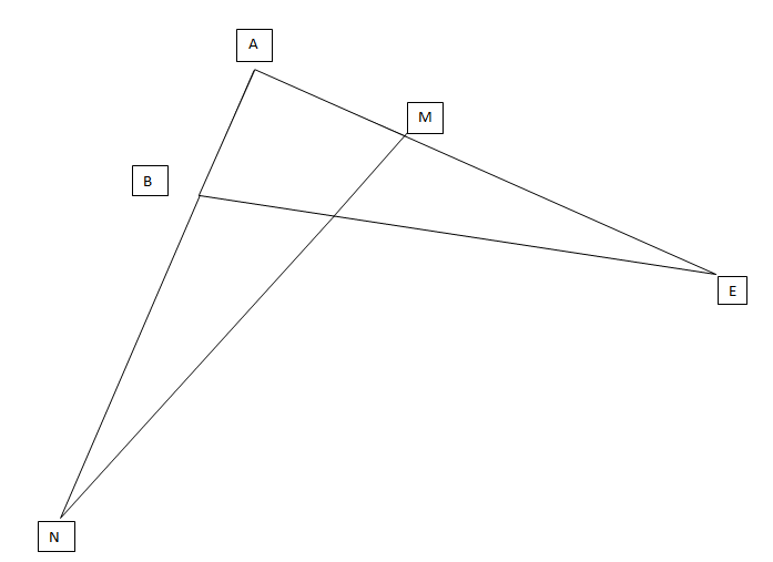 how to find overlapping triangles