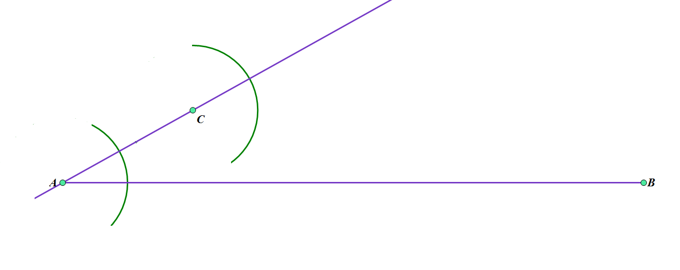 Drawing Parallel Lines With A Compass : Tarantamath licensed for non commercial use only shira