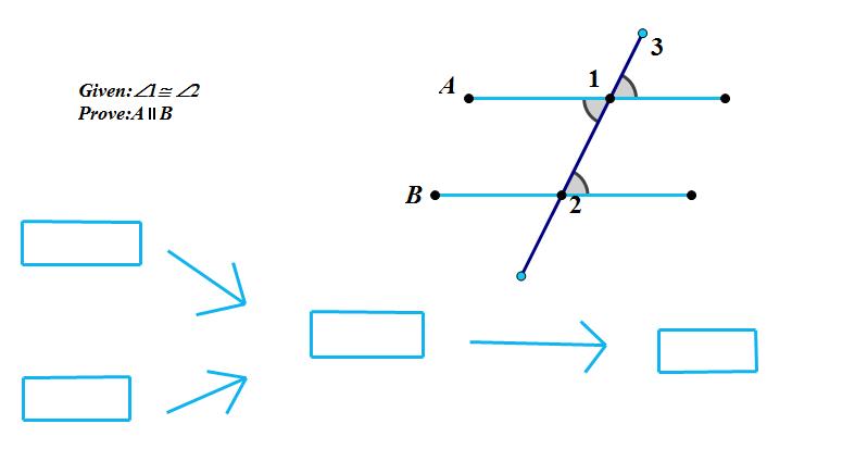 2 converse of the alternate interior angles theorem - Alternate exterior angles converse ...